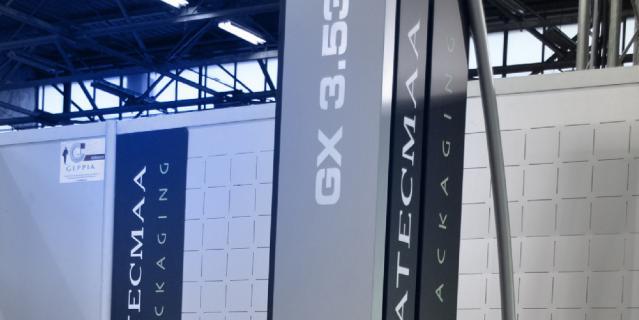 Filmeuse GX352 en exposition
