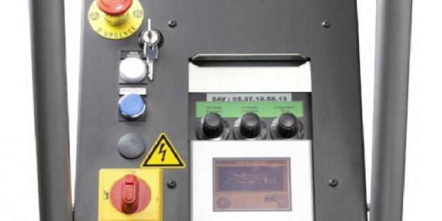 Console de commandes filmeuse GX116 Atecmaa