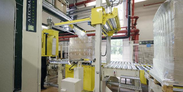 Implantation LX Lignes automatisees